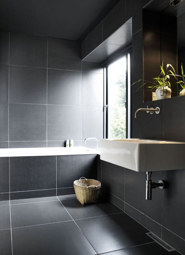 48 Best Salle De Bain Images On Pinterest   Bathroom, Bathroom