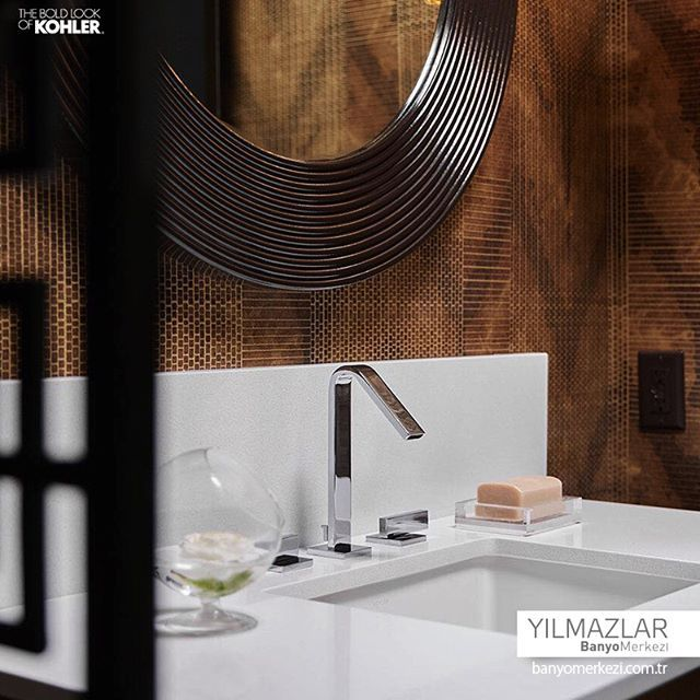 Kohler Minimalist Bathroom: 19 Best Old Hollywood Bathroom Images On Pinterest