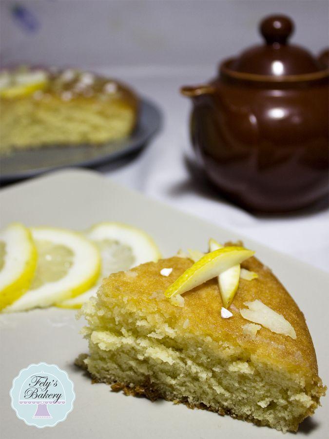 Torta sciroppata al Limone Mrs Pettigrew Cake