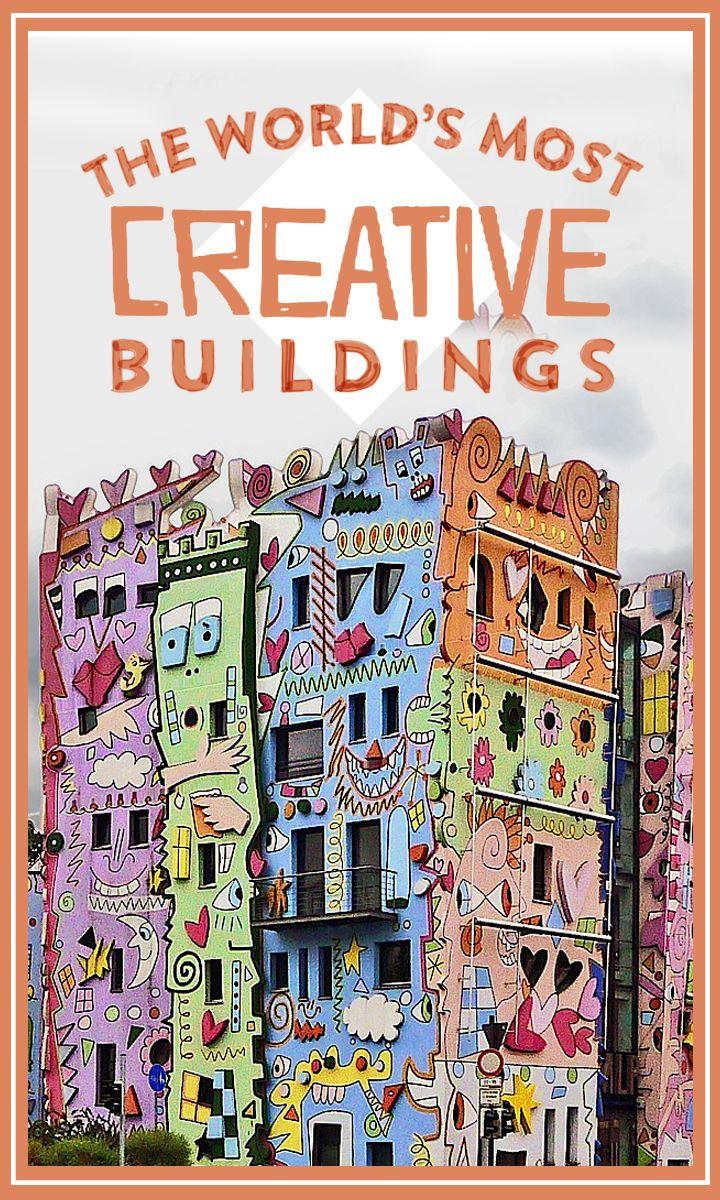437 Best Buildings Images On Pinterest