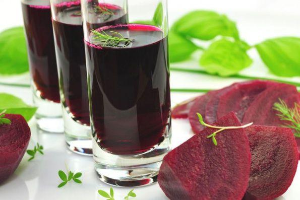 El jugo remolacha mejora la presión arterial | El Correo del Sol