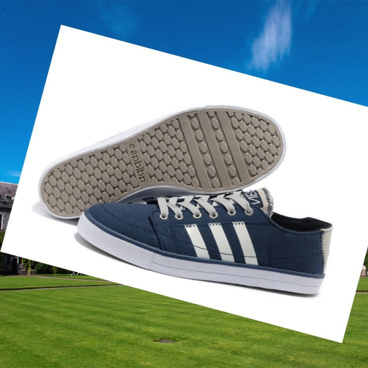 best sneakers aa105 1bedb ... zapatos hombres marrón blanco 076e1 69033  usa canvas low dark blue  white adidas neo womens trainers online cheap 61c5d 4aa2b