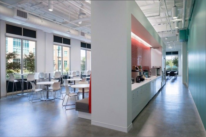 ori BIOMARIN D04 700x467 Inside BioMarins Collaborative San Rafael Offices