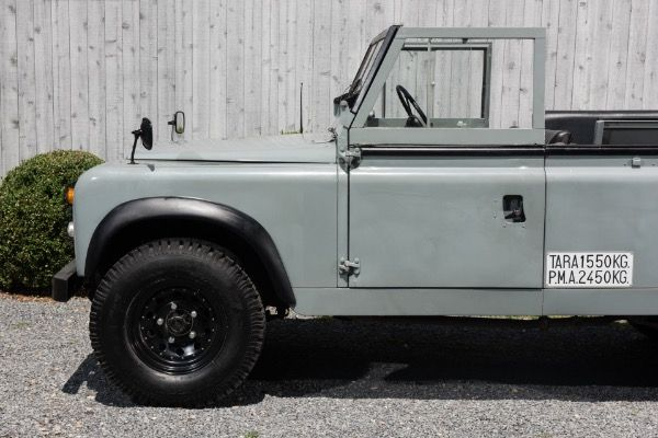 1964 Land Rover Santana 109 Stock 78 For Sale Near Valley Stream Ny Ny Land Rover Dealer Land Rover Land Rover Series Range Rover Classic