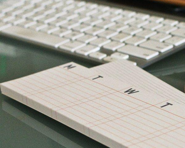 Weekly Calendar Sticky Notes : Best weekly calendar ideas on pinterest