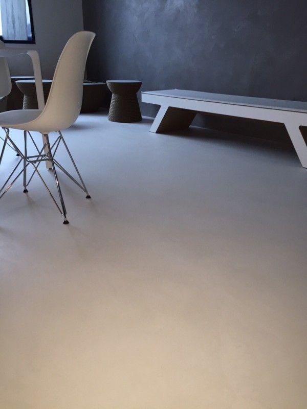Marmorino Floor Fibrato A+B - Mineralischer Spachtelboden - la venice