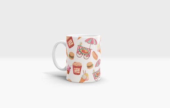 Movie Night Mug. 11oz Ceramic Mug. by NJsBoutiqueCo on Etsy
