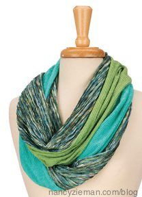 Nancy Zieman/Sewing With Nancy/Sew Amazing Scarves | Nancy Zieman Blog