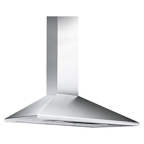 Buy Smeg KSED95XE 90cm Chimney Cooker Hood, Stainless Steel Online at johnlewis.com