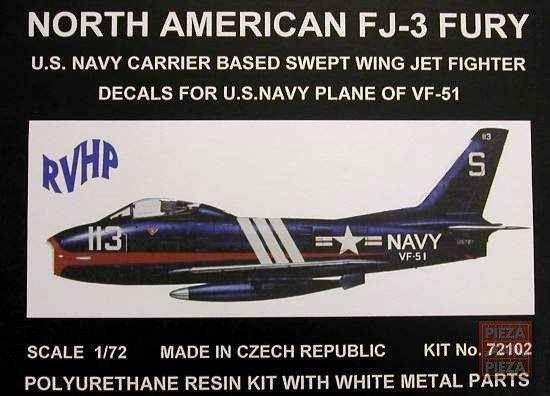 Tailhook Topics: FJ-2/3 Fury Redux