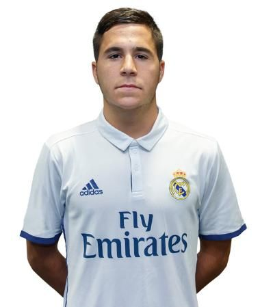 Alvaro Tejero Sacristan Defender  Real Madrid Castilla