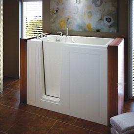 Transitional Bathtubs by MTI Baths