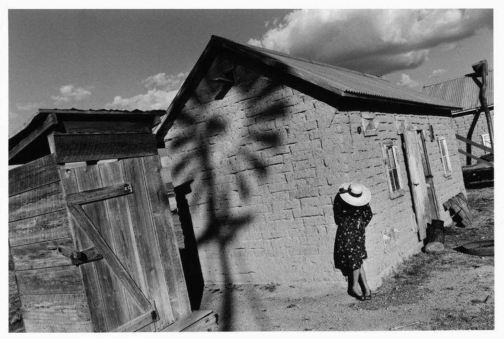 Mennonite, Zacatecas. La Batea, 1994. Photograph by Larry Towell