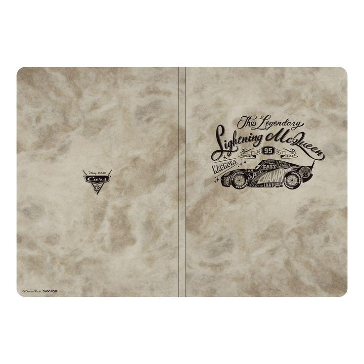 カーズ3/クロスロード B6ノート Vintage McQueen R1439