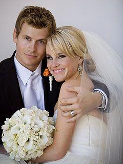One of my favorite couples....General Hospital's Julie Berman Gets Married - Weddings : People.com