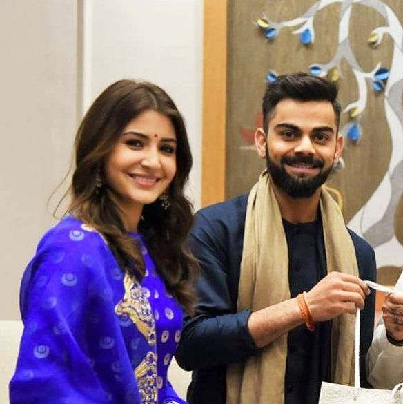Pin on Anushka Sharma