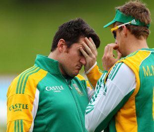Graeme Smith's left ankle had been troubling him with chronic pain over the previous two months