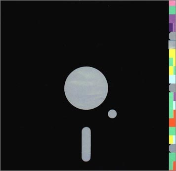 New Order's Blue Monday by Peter Saville