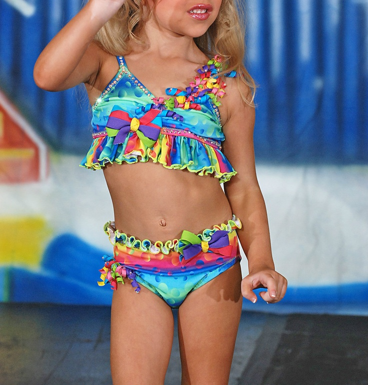 Teen swimsuit models beauty pageants offishall