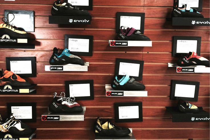 Climb Shoes