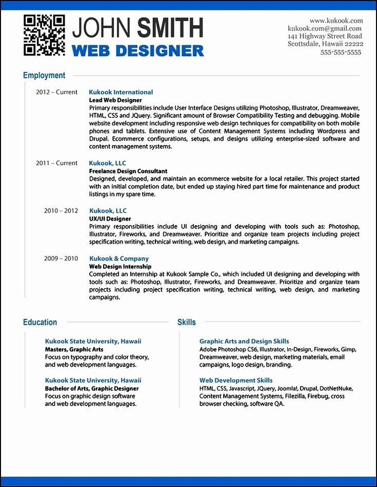 Free Word Resume Template 2016 Unique Free Modern Resume