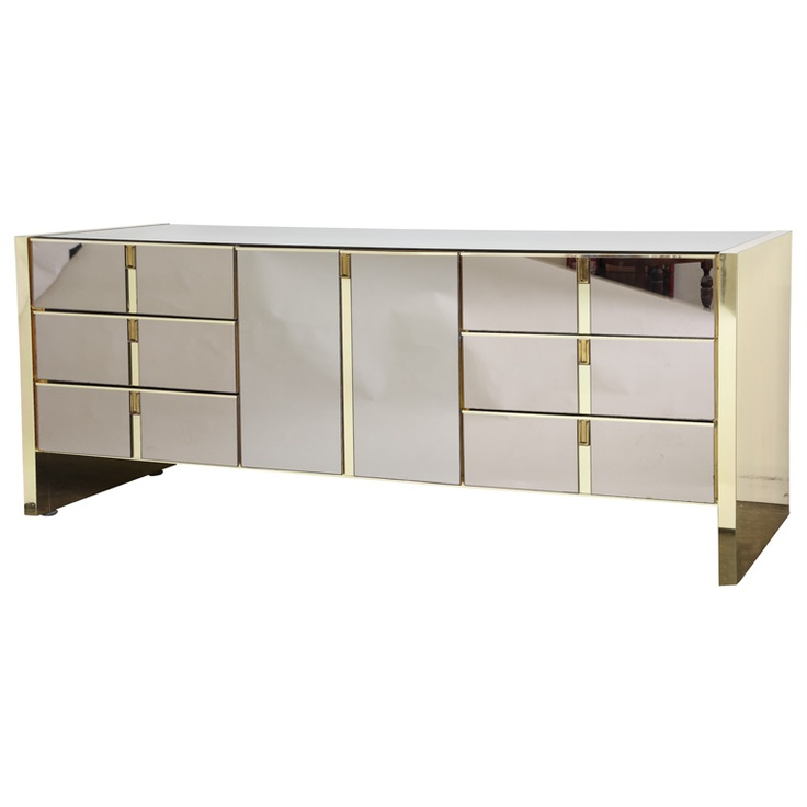 Best 1970 S Mirrored Console Furniture Inspirational And 640 x 480