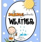 Fun, hands-on science experiments for weather exploration... reinforces essential science vocabulary, includes directions, and provides response sheets that require children to think and explain in an informational format.  $3.00: Records Sheet, Classroom, Secondgradesquad Com, Ideas, Student, Fun Science Experiments, Hands On Science, Weather Experiments, Weather Science