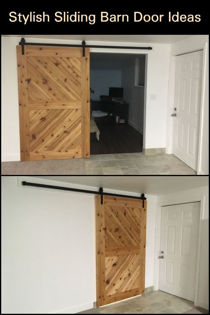 Stylish Sliding Barn Door Ideas Doors Sliding Barn Door Barn Door