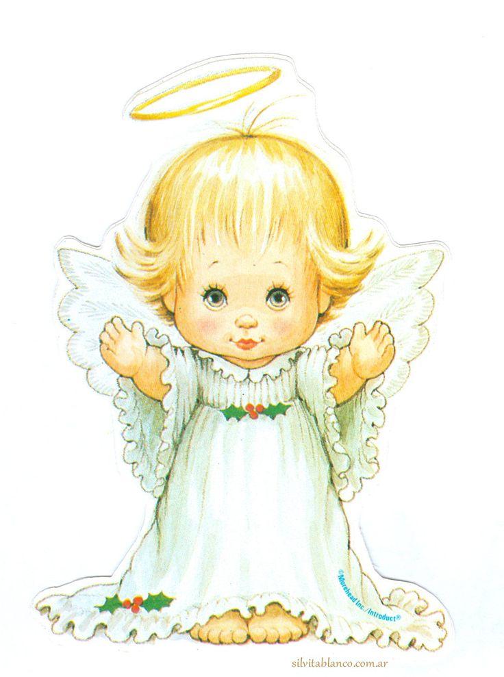 Атласной ленты, картинки с ангелами для детей