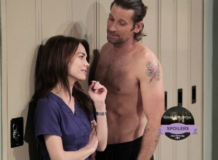 We have been watching for months as Elizabeth Webber (Rebecca Herbst) and Franco Baldwin (Roger Rowarth) dance around the idea of giving love a shot on 'General Hospital.' Franco seems determined to do whatever it takes to win Elizabeth's heart, including giving her money so all three of