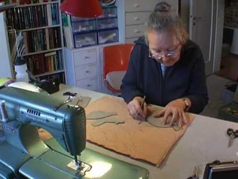 LISA - Die Entstehung eines Puppenkindes. Heidi Kreis, eine berühmte schweizer Puppenmacherin, zeigt, wie sie eine ihrer Puppen herstellt. http://www.puppenk...