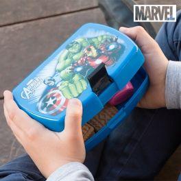 Lancheira Avengers