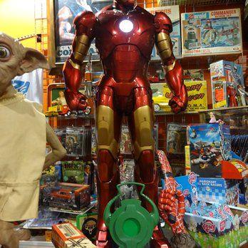 Toy Shack - Las Vegas, NV, United States. Iron Man