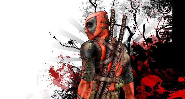 deadpool picture: Wallpapers Collection, 409 kB - Gayle Holiday
