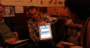 Great ideas in real life, held every second Thursday of the month. The Ideas Station - Social Media