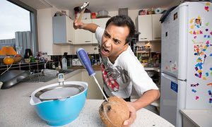 Kitchen gadgets review: coconut grater – an ugly pleasure of the flesh