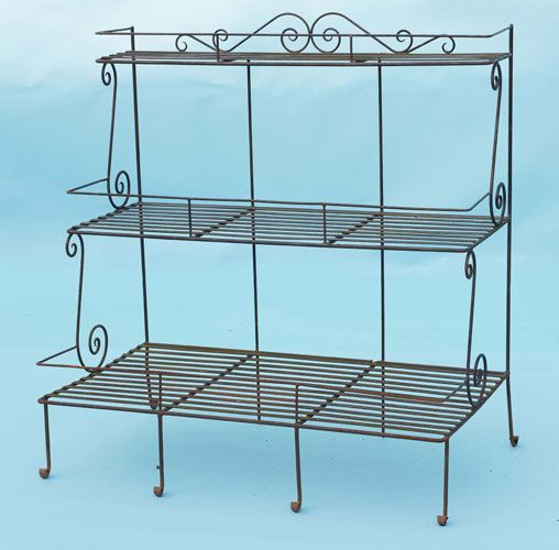 Find This Pin And More On Patio Plant Shelves And Pots By Stringpicker.