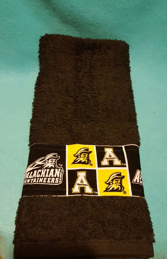 Hey, I found this really awesome Etsy listing at https://www.etsy.com/listing/286094899/appalachian-state-hand-towel