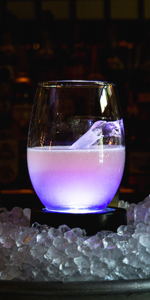 Mission Chinese Just Reinvented the Tiki Cocktail (Hint: It Changes Colors). At Mission Chinese in New York City, we met the coolest cocktail we've ever seen.