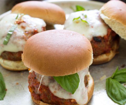 Italian-meatball-sliders