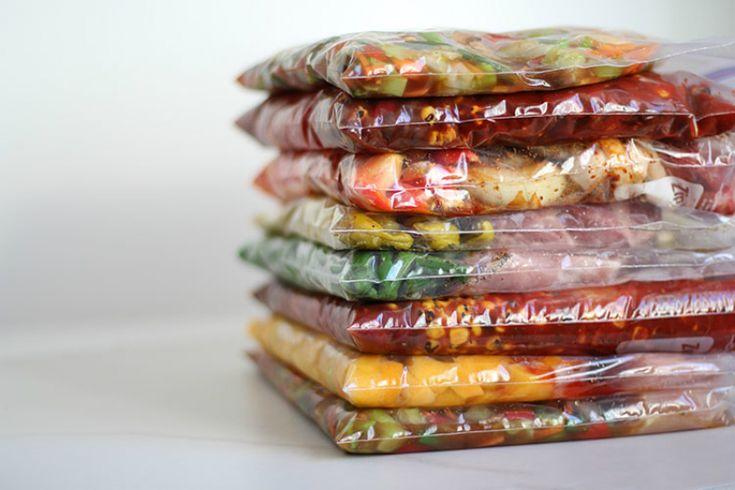 Овощные замороженные смеси для мультиварки