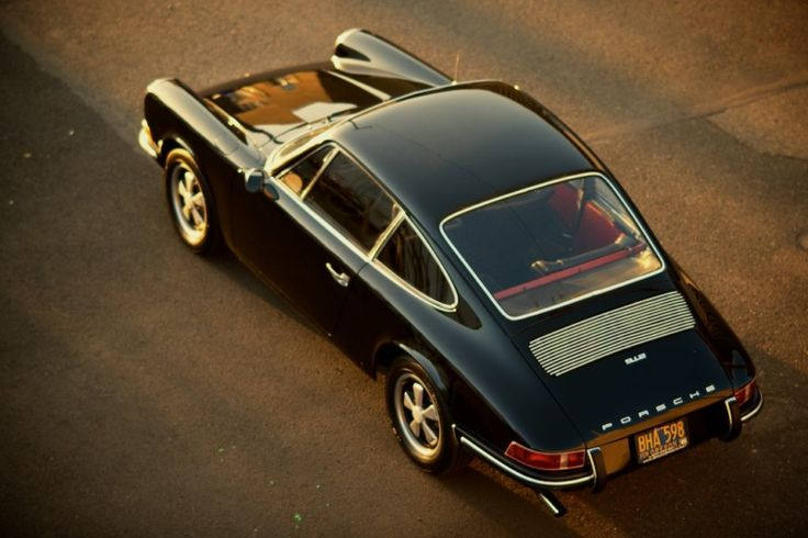 1969 Porsche 912 | Bureau of Trade