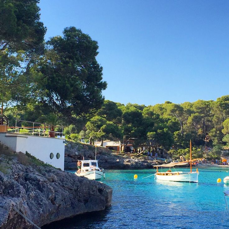 1000 Images About Coves Amp Beaches Mallorca On Pinterest