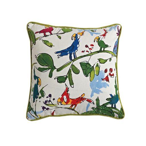 C101/10 Zagazoo Cockatoos cushion from Osborne and Little £55