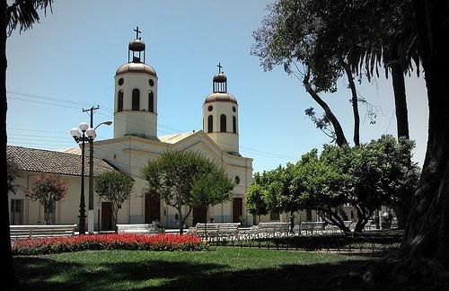 San Vicente de Tagua Tagua.