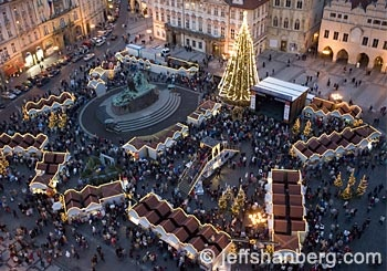 I would love to see the Christmas markets!