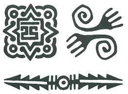 Resultado de imagen para dibujos rupestres para imprimir
