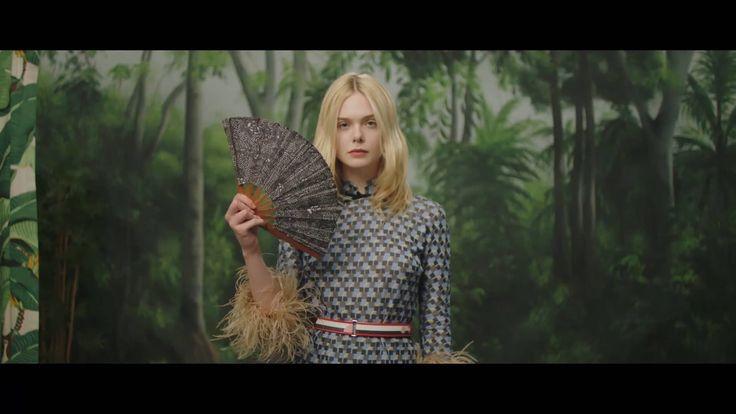 ELLE FANNING'S FAN FANTASY on Vimeo