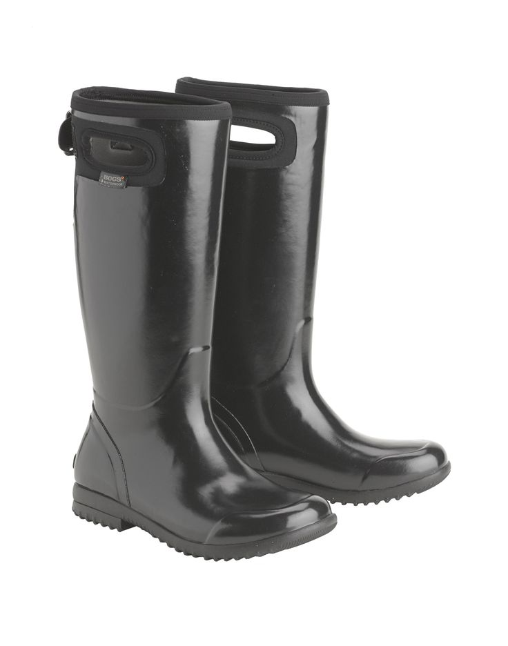 Bogs Boots for Women: Insulated Rain Boots, Tall in Sizes 6-12