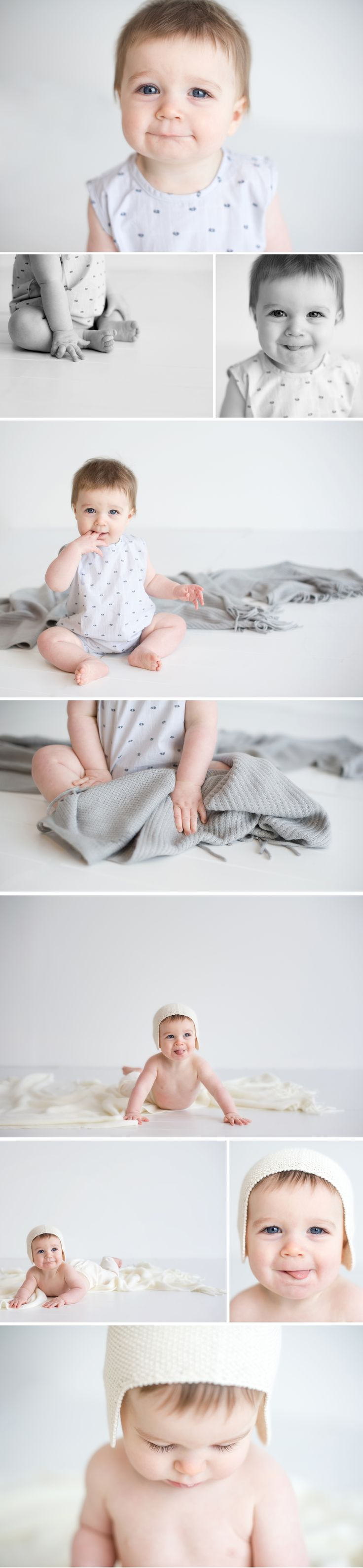 White floors, gray accents = Simple & soft  Lane Proffitt | nashvillebabyphotographer